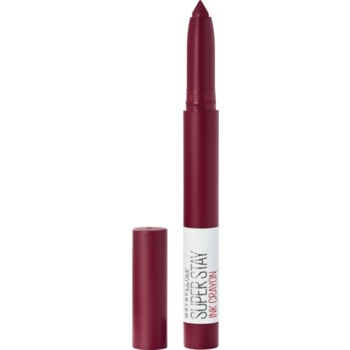 Помада-стік для губ Maybelline New York Superstay Matte Ink Crayon, №55, 2г