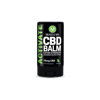 Бальзам АКТИВАЦІЯ Muscle MX  BALM ACTIVATE CBD MINI ultra cool 15 мл/ CBD 70 мг (ACM)