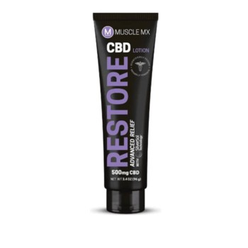 Muscle MX RESTORE CBD LOTION 100 мл (RCL)